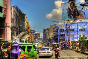 Colone Street Cebu City