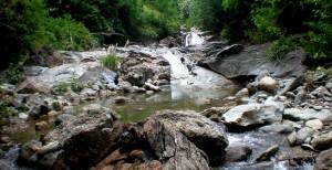 Lagnason Fluss