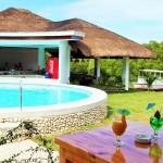 Mangrove ECO Resort - Blick von der Terrasse
