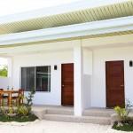 Mangrove ECO Resort - Zimmer-Terrasse