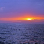 Sonnenuntergang Cebu